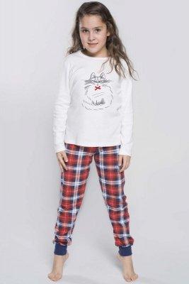 Italian Fashion Carmen Dz. dł.r. dł.sp. piżama dziweczęca