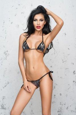 Me Seduce Costa Brava Silver 2 Mini bikini