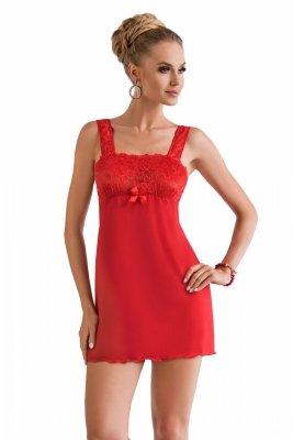 Donna Kinga czerwona Koszula nocna