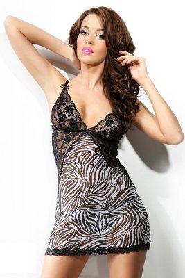 Demoniq Monique zebra Koszulka