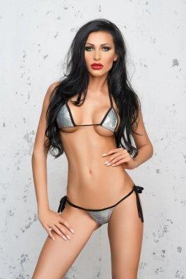 Me Seduce Costa Brava Silver 1 Mini bikini