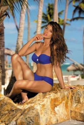 Kostium kąpielowy Marko Janet M-349 Royal Blue