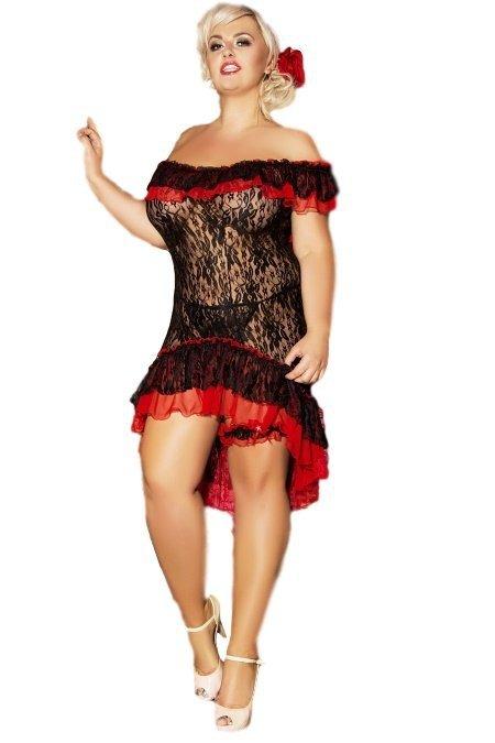 Andalea S/3018 Flamenco Koszulka