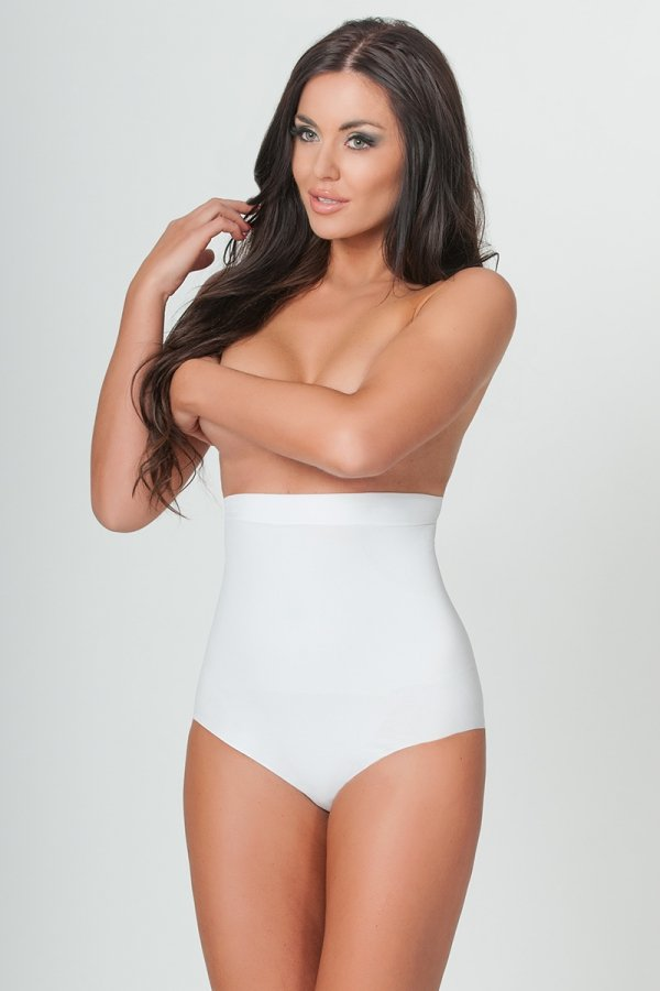 Linea Fashion 501 white Figi korygujące