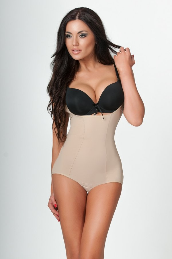 Linea Fashion Perfect Slimming 101 beige Body korygujące