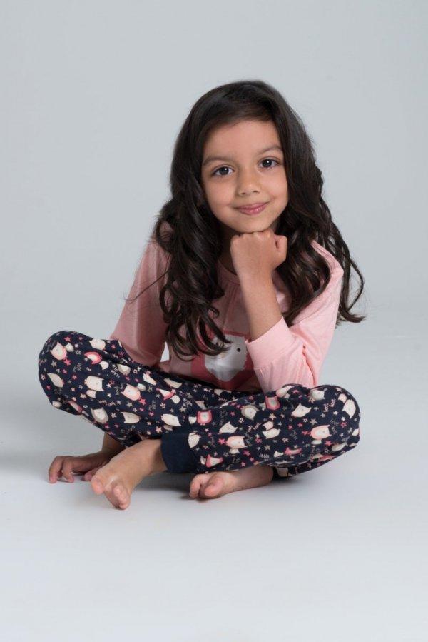 Rossli SAG-PY-002 Piżama dziewczęca