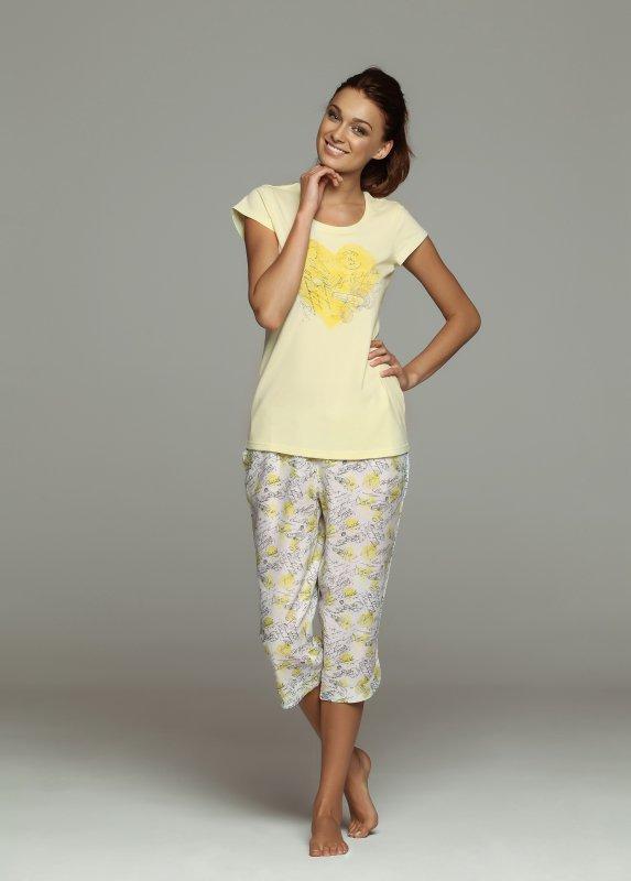 Esoitq Fadia 32058 -11X 32060 -10X piżama damska