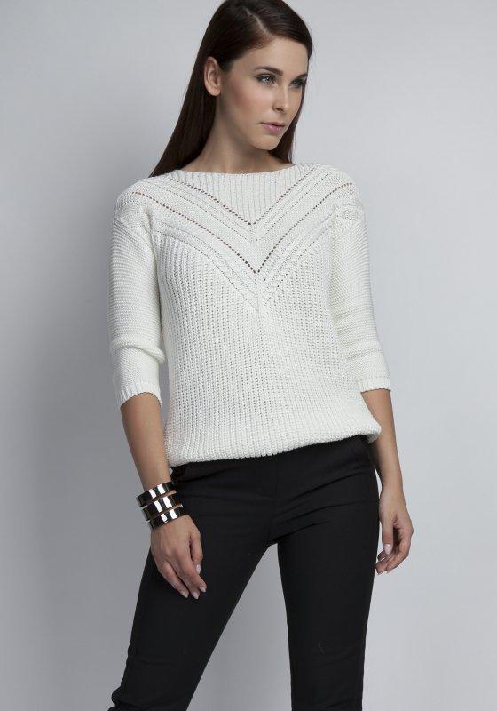 MKM Penny SWE041 ecru sweter