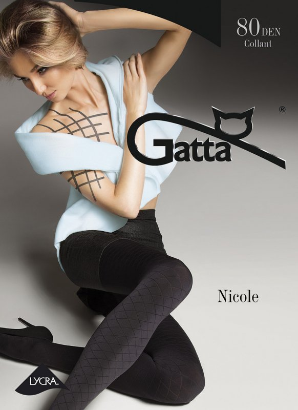 Gatta Nicole 07 rajstopy