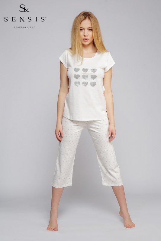 Sensis Heart piżama damska