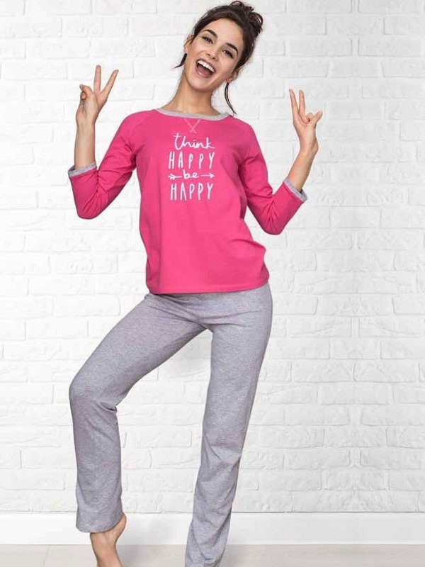 Key Happy LNS 609 B6 piżama damska