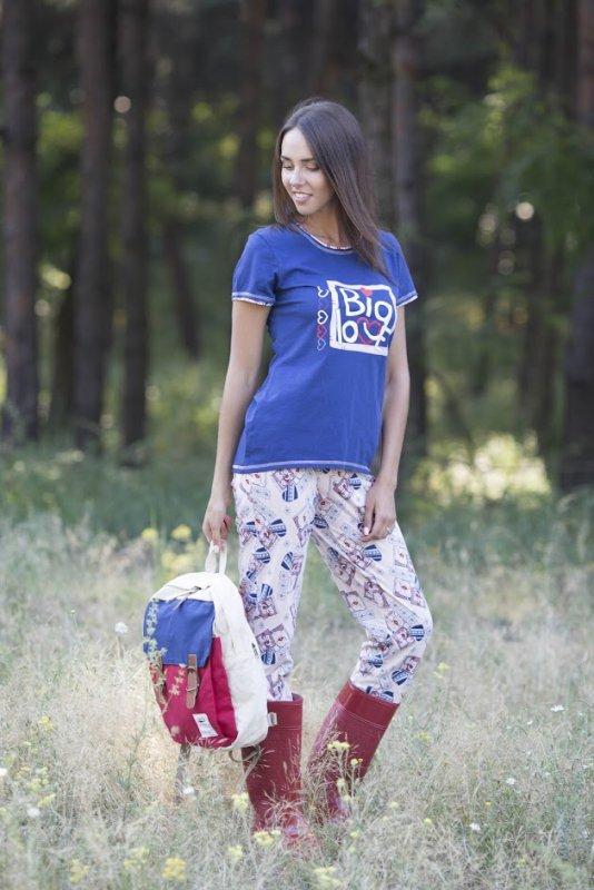 Roksana Big Love 546 piżama damska