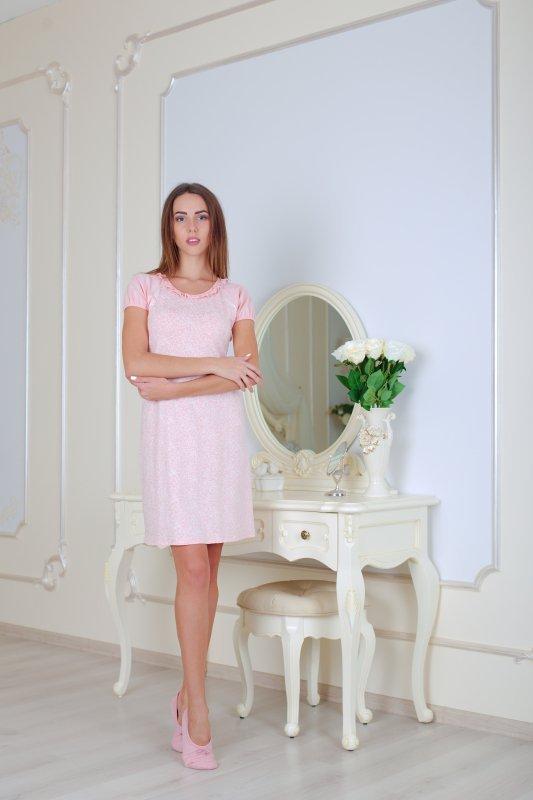 Roksana Pink Desire 506 koszula nocna
