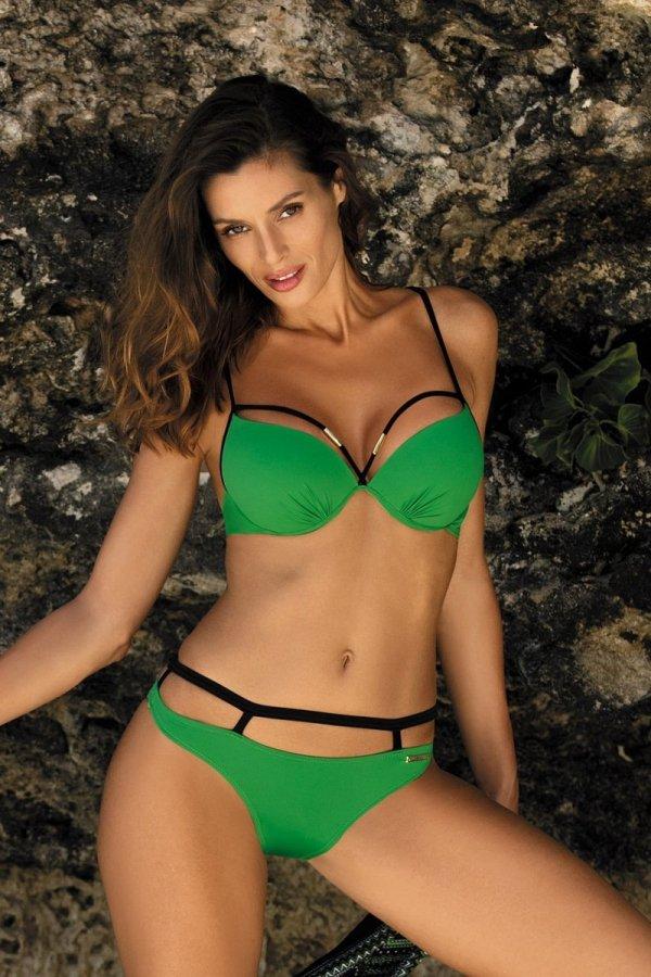 Marko Kostium kąpielowy Nathalie M-391 Palm Green