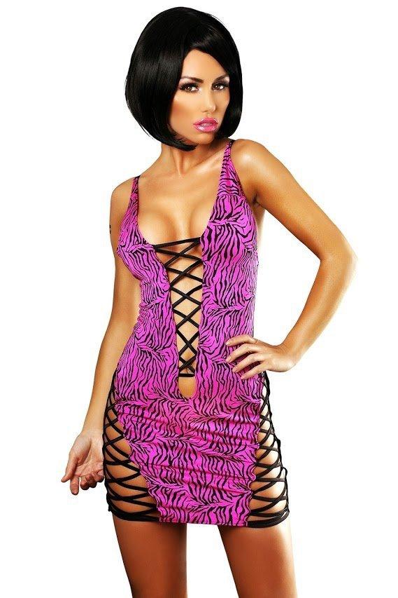 Lolitta Zebra Dress Sukienka