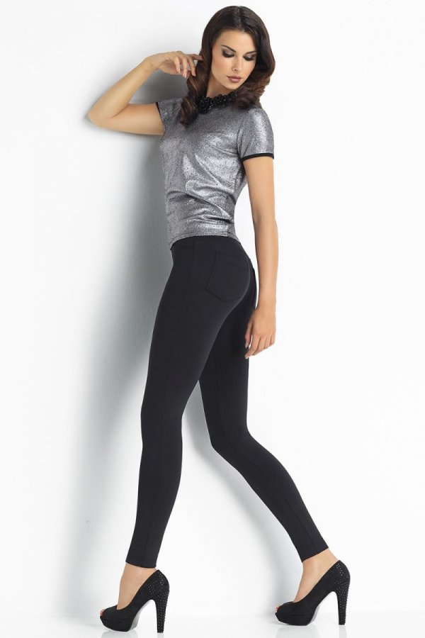 Trendy Legs Plush Paola legginsy