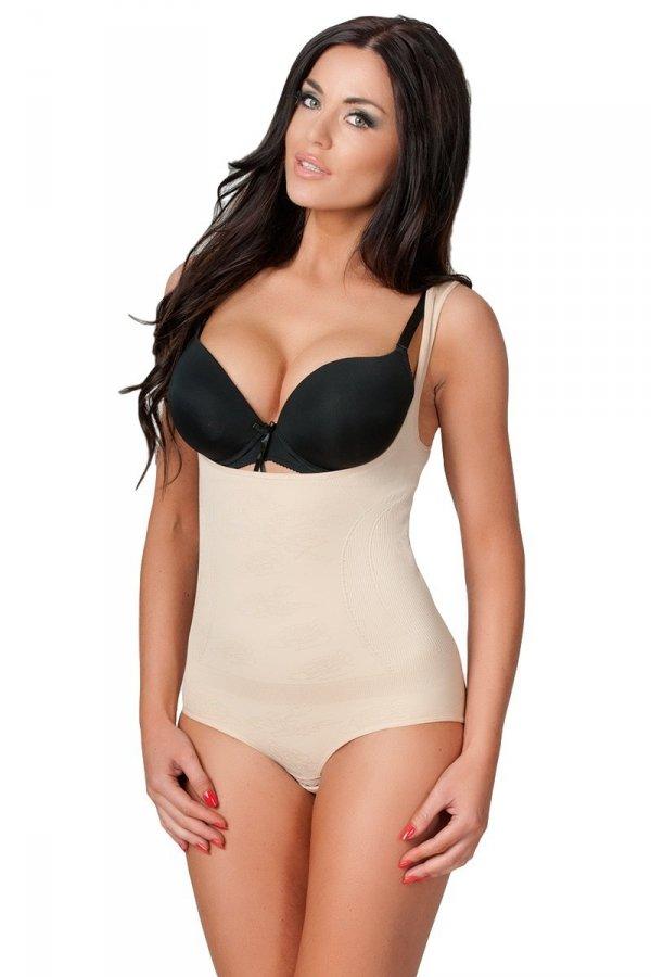 Linea Fashion Full Control beige Body korygujące