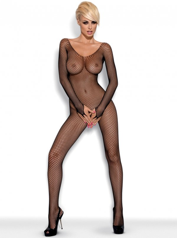Obsessive Bodystocking N109 black