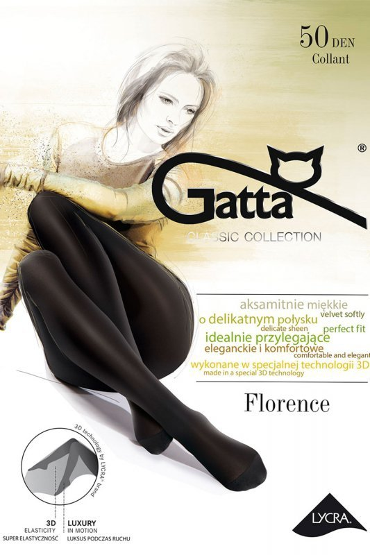 Gatta FLorence 50 rajstopy