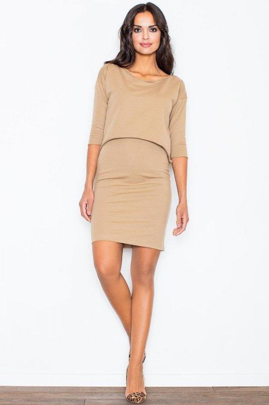Figl 206 sukienka