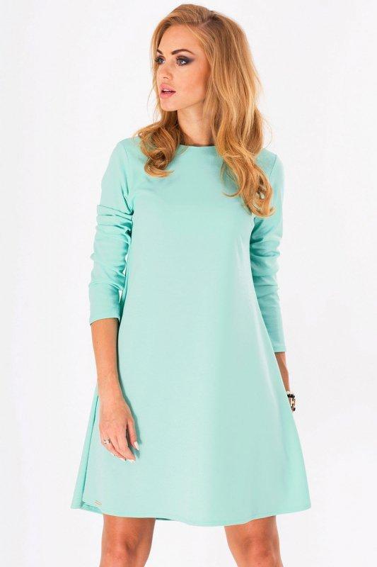 Makadamia M123 sukienka