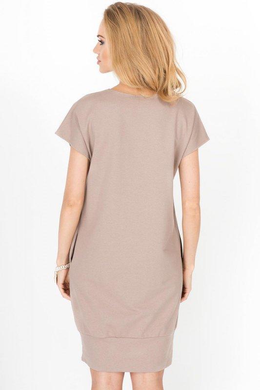 Makadamia M184 sukienka