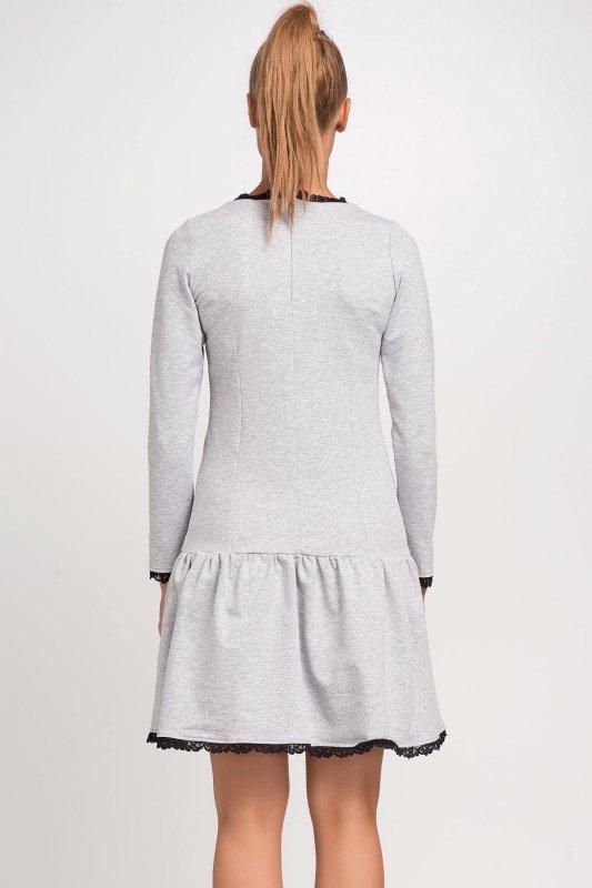 Makadamia M257 sukienka