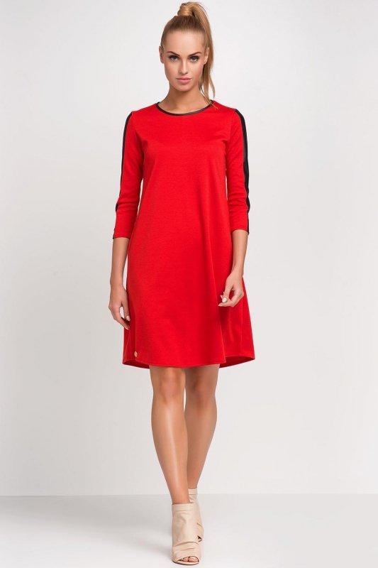 Makadamia M237 sukienka