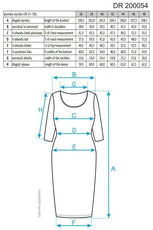 Enny 200054 sukienka