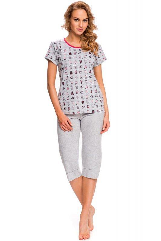 Dn-nightwear PM.9004 piżama damska