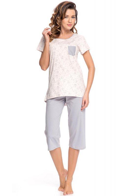 Dn-nightwear PM.9011 piżama damska