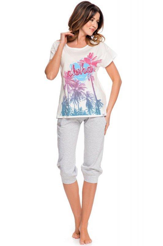 Dn-nightwear PM.5023 piżama damska