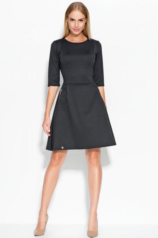 Makadamia M316 sukienka