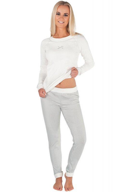 Italian Fashion Liza dł.r. dł.sp. piżama damska