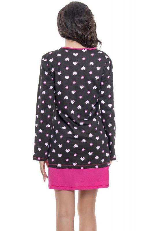 Dn-nightwear TM.9076 koszula nocna