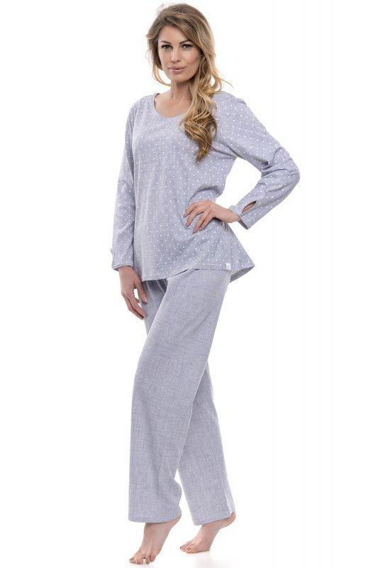 Dn-nightwear PB.9129 piżama damska