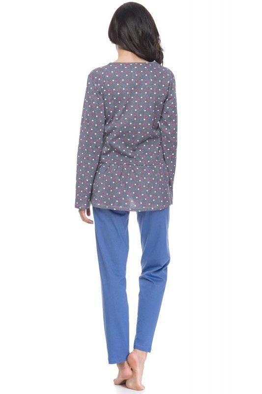 Dn-nightwear PM.9096 piżama damska