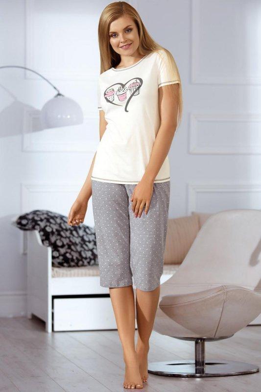 Babella 3051-2 piżama damska
