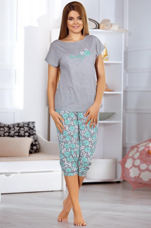 Babella 3054-1 piżama damska