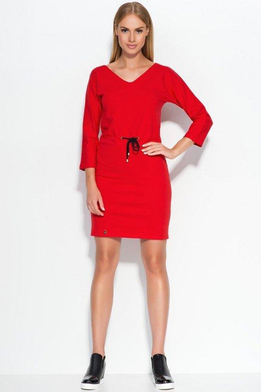 Makadamia M321 sukienka