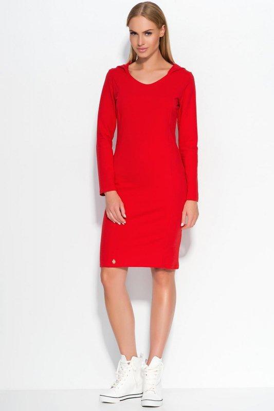 Makadamia M323 sukienka