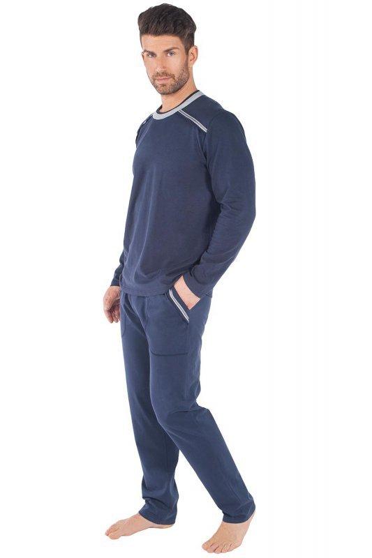 Italian Fashion Zbyszek dł. r. dł. sp. piżama męska