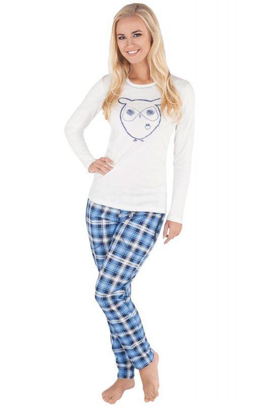 Italian Fashion Aurelia dł. r. dł. sp. piżama damska