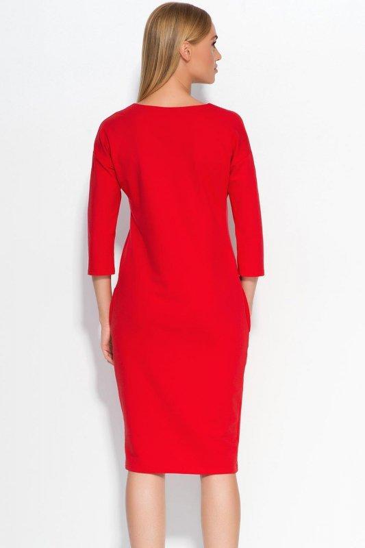 Makadamia M318 sukienka
