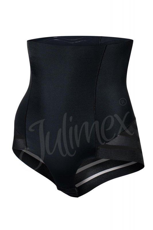 Julimex Shapewear 141 Mesh wysoka talia figi korygujące