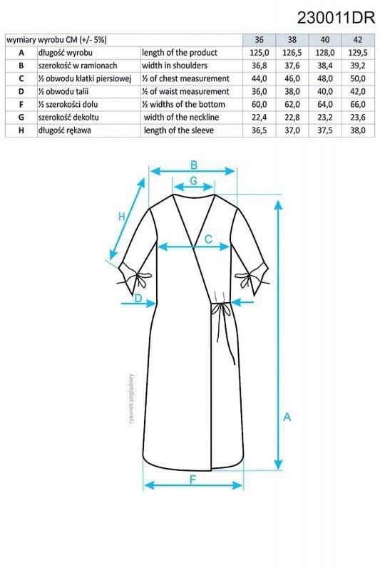 Ennywear 230011 sukienka