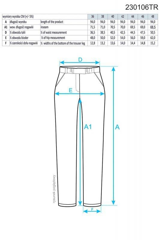 Ennywear 230106 spodnie