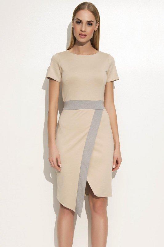 Makadamia M355 sukienka