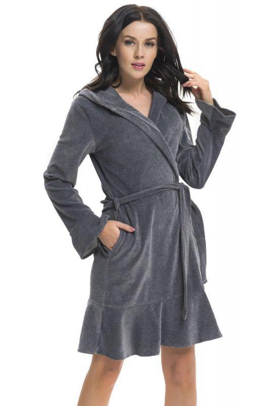 Dn-nightwear SMF.9206 szlafrok damski