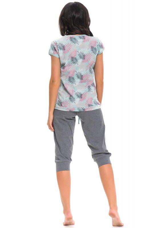 Dn-nightwear PM.9214 piżama damska